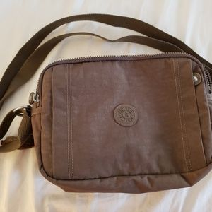 Kipling Benci Crossbody Bag -Earth Color
